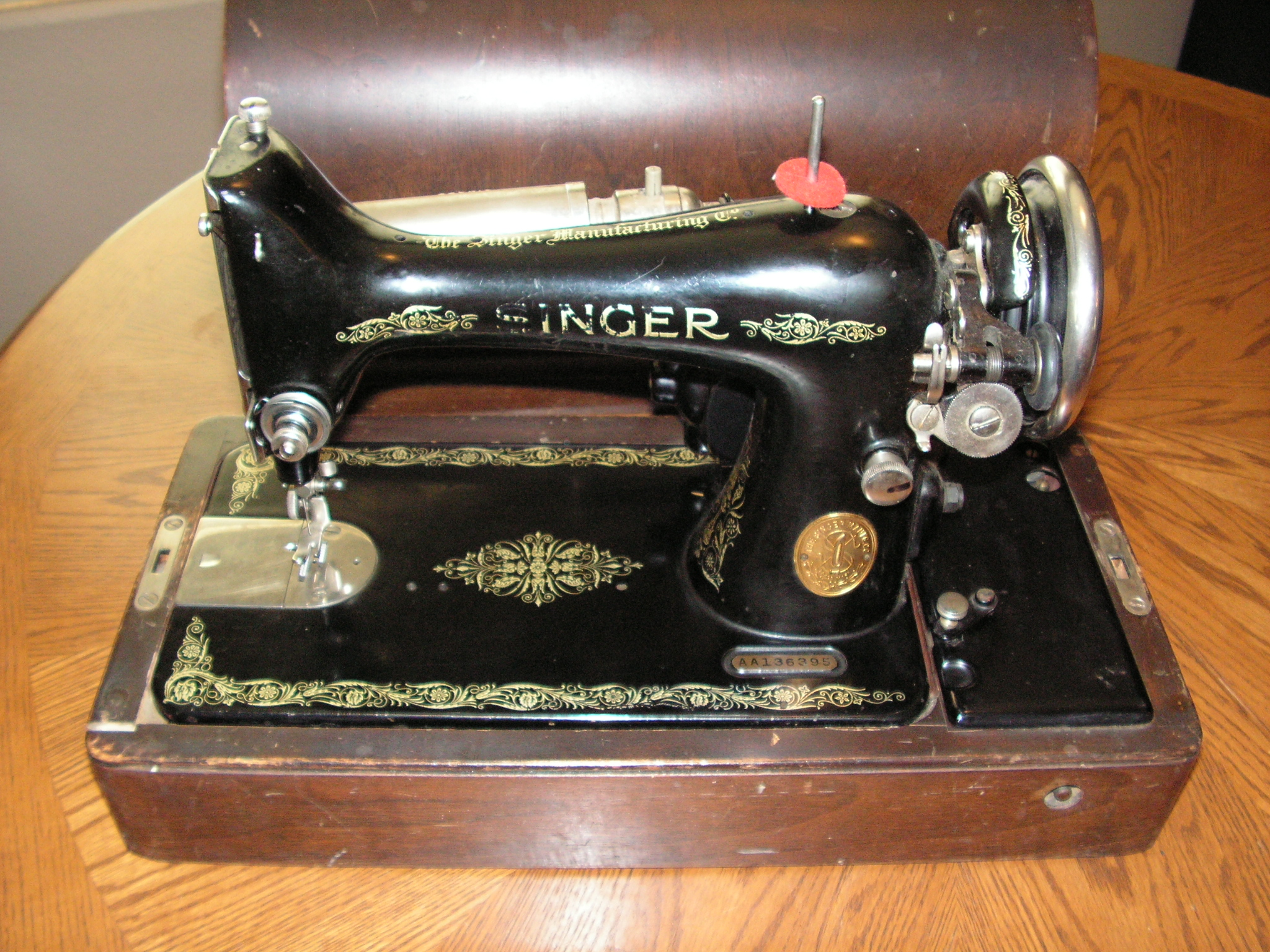 years and singer dating sewing