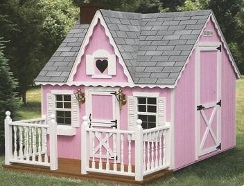 playhouse pink