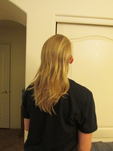 Austins hair cut 002