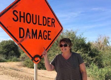 shoulder damage